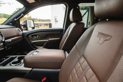 2020 Nissan Titan XD Platinum Reserve 23