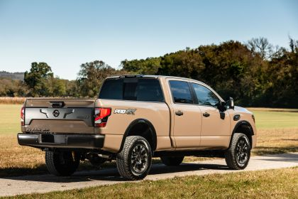 2020 Nissan Titan XD PRO-4X 2