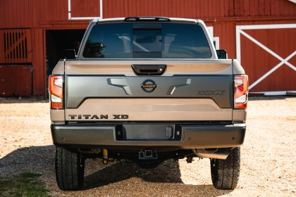 2020 Nissan Titan XD PRO-4X 14