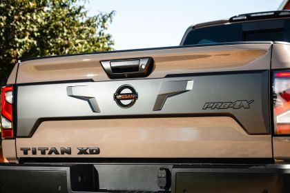 2020 Nissan Titan XD PRO-4X 15