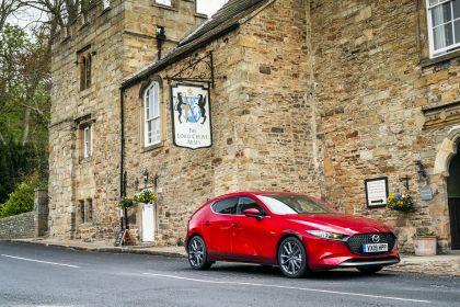 2020 Mazda 3 Skyactiv-G Sport Lux - UK version 5