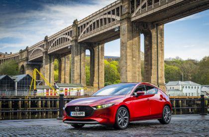 2020 Mazda 3 Skyactiv-G Sport Lux - UK version 8