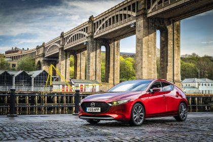 2020 Mazda 3 Skyactiv-G Sport Lux - UK version 9