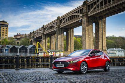 2020 Mazda 3 Skyactiv-G Sport Lux - UK version 10