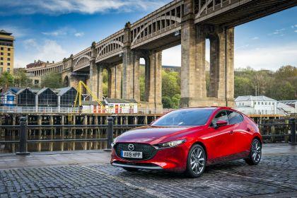 2020 Mazda 3 Skyactiv-G Sport Lux - UK version 12
