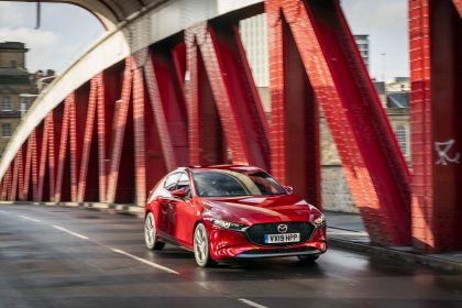2020 Mazda 3 Skyactiv-G Sport Lux - UK version 24
