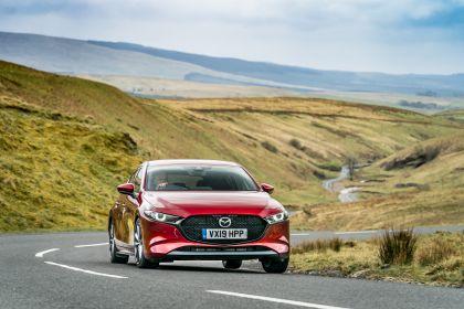 2020 Mazda 3 Skyactiv-G Sport Lux - UK version 48