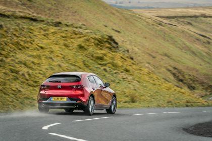 2020 Mazda 3 Skyactiv-G Sport Lux - UK version 53
