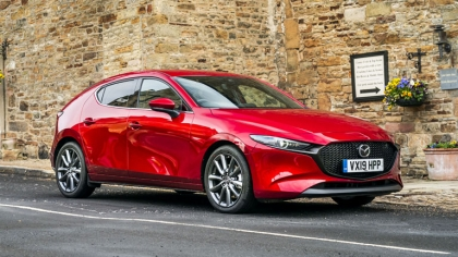 2020 Mazda 3 Skyactiv-G Sport Lux - UK version 4