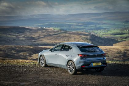 2020 Mazda 3 Skyactiv-G GT Sport - UK version 8