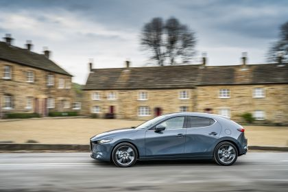 2020 Mazda 3 Skyactiv-G GT Sport - UK version 14
