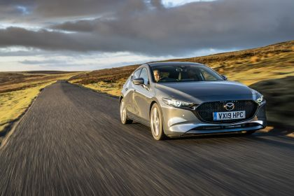 2020 Mazda 3 Skyactiv-G GT Sport - UK version 19