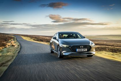 2020 Mazda 3 Skyactiv-G GT Sport - UK version 21