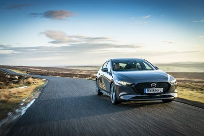 2020 Mazda 3 Skyactiv-G GT Sport - UK version 22