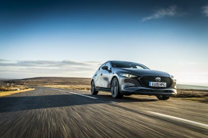 2020 Mazda 3 Skyactiv-G GT Sport - UK version 26