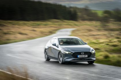 2020 Mazda 3 Skyactiv-G GT Sport - UK version 37