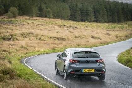 2020 Mazda 3 Skyactiv-G GT Sport - UK version 38