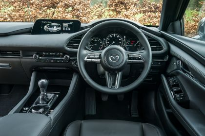 2020 Mazda 3 Skyactiv-G GT Sport - UK version 58