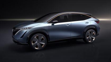 2019 Nissan Ariya concept 1