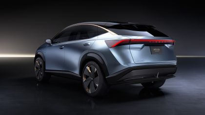 2019 Nissan Ariya concept 3
