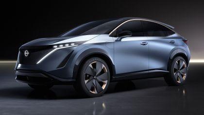 2019 Nissan Ariya concept 4