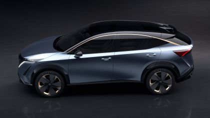 2019 Nissan Ariya concept 5