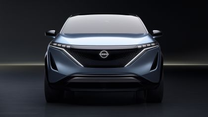 2019 Nissan Ariya concept 7