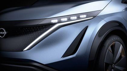 2019 Nissan Ariya concept 9