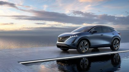 2019 Nissan Ariya concept 12