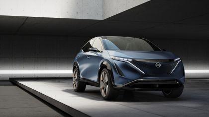 2019 Nissan Ariya concept 14