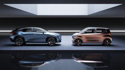 2019 Nissan Ariya concept 28