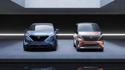 2019 Nissan Ariya concept 29