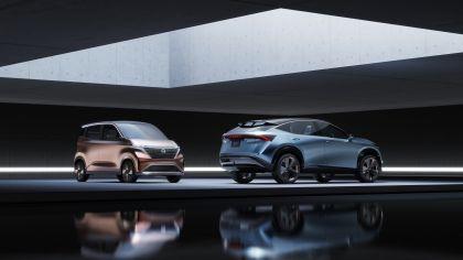 2019 Nissan Ariya concept 30