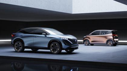 2019 Nissan Ariya concept 31