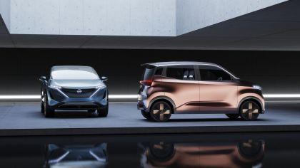 2019 Nissan Ariya concept 33