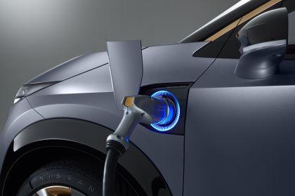 2019 Nissan Ariya concept 11