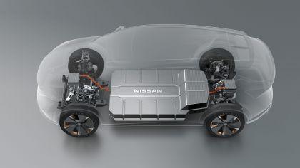 2019 Nissan Ariya concept 35