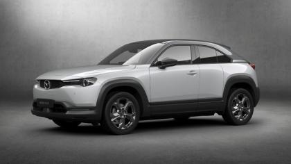 2020 Mazda MX-30 9