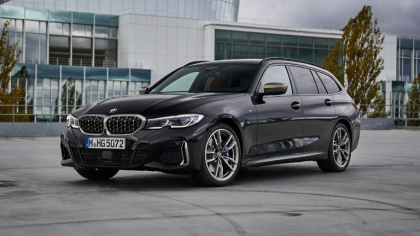 2020 BMW M340i ( G21 ) xDrive touring 5