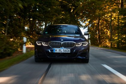 2020 BMW M340i ( G20 ) xDrive sedan 11