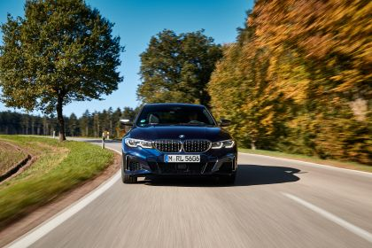 2020 BMW M340i ( G20 ) xDrive sedan 16