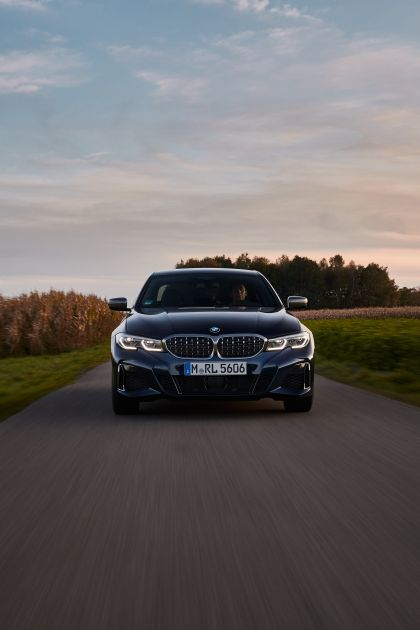 2020 BMW M340i ( G20 ) xDrive sedan 23