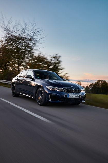 2020 BMW M340i ( G20 ) xDrive sedan 24