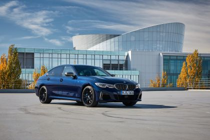 2020 BMW M340i ( G20 ) xDrive sedan 32