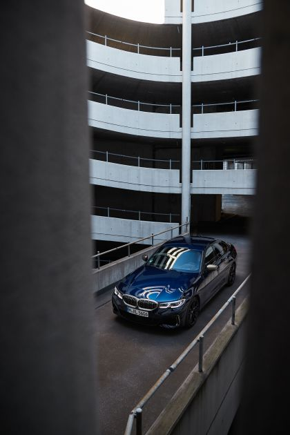 2020 BMW M340i ( G20 ) xDrive sedan 54