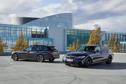 2020 BMW M340i ( G20 ) xDrive sedan 77