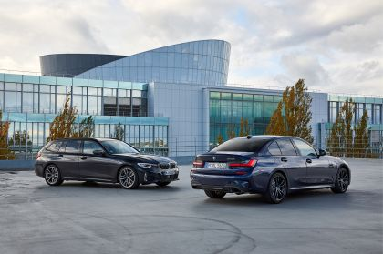 2020 BMW M340i ( G20 ) xDrive sedan 78