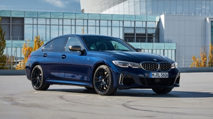 2020 BMW M340i ( G20 ) xDrive sedan 7
