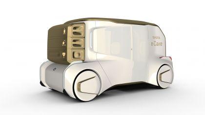 2019 Toyota e-Care concept 2