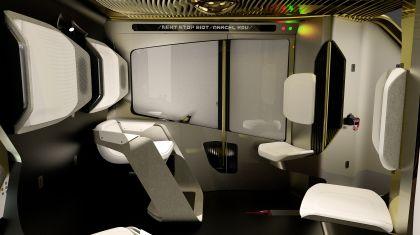 2019 Toyota e-Care concept 6